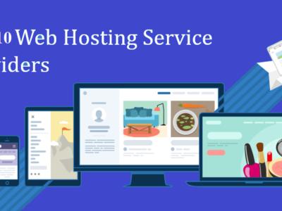 Top 10 Hosting Providers