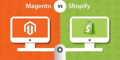 Magento Vs Shopify Comparison
